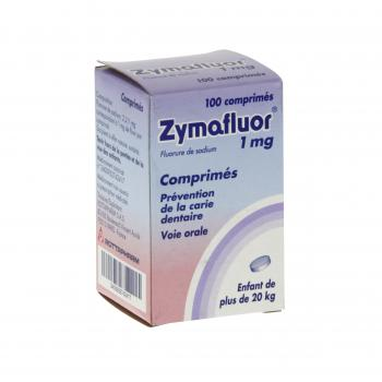 Zymafluor 1 mg - Illustration n°1