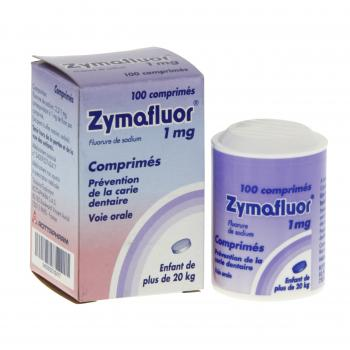 Zymafluor 1 mg - Illustration n°2