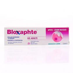 Bloxaphte gel adulte aphtes tube 10ml