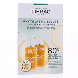 LIERAC Phytolastil Soluté sérum correction des vergetures flacon 75ml