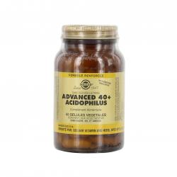 SOLGAR Advanced 40 plus acidophilus 60 gélules