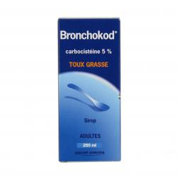 Bronchokod adultes flacon de 250 ml