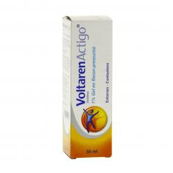 Voltaren Actigo 1 % tube 50 ml