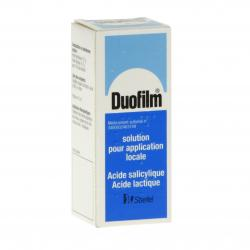 Duofilm flacon de 15 ml
