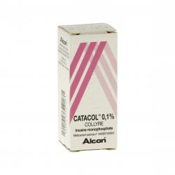 Catacol 0,1 pour cent flacon de 10 ml