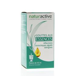 Gouttes aux essences flacon de 45 ml