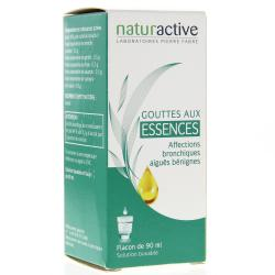 Gouttes aux essences flacon de 90 ml