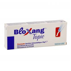 Bloxang topic hémostatique tube 30gr tube de 30 g