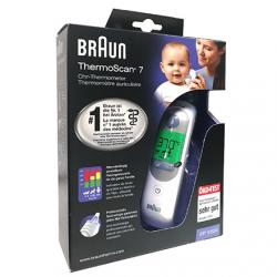 BRAUN ThermoScan 7 IRT 6520