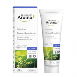 LE COMPTOIR AROMA Gel Topique apaisant tube 30ml flacon de 30ml
