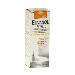 Euvanol spray flacon de 15 ml