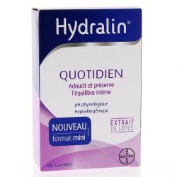 HYDRALIN Quotidien gel lavant flacon 100ml