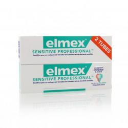 ELMEX Sensitive professionnal lot de 2 x 75ml