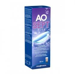AOSEPT Plus solution nettoyante flacon 360ml