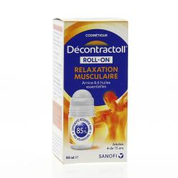 Décontractoll Roll-on relaxation musculaire 50ml