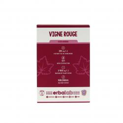 ERBALAB Vigne rouge flacon pompe 30ml