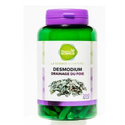 PHARMASCIENCE Desmodium 200 gélules