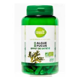 PHARMASCIENCE Algue Fucus Bio 200 gélules