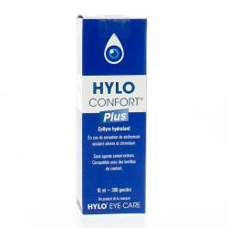 HYLO CONFORT Plus Collyre hydratant flacon 10 ml
