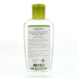 CADENTIA Solution hydro-alcoolique  flacon 100ml
