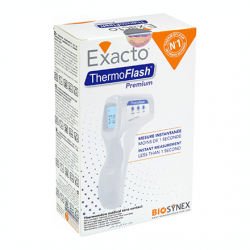 BIOSYNEX ThermoFlash Premium thermomètre médical sans contact
