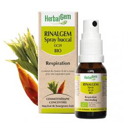 HERBALGEM Rinalgem Spray Buccal GC29 Bio Respiration 15ml