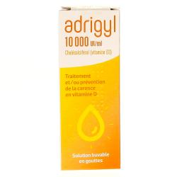 ADRIGYL 10 000 UI/ml 10ml